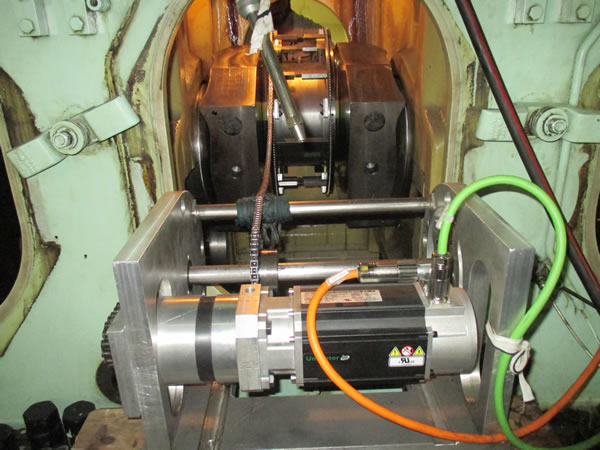 Crankshaft & Journal Machining - DCS Turkey